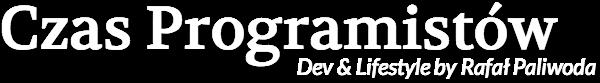 Czas Programistów – blog programistyczny